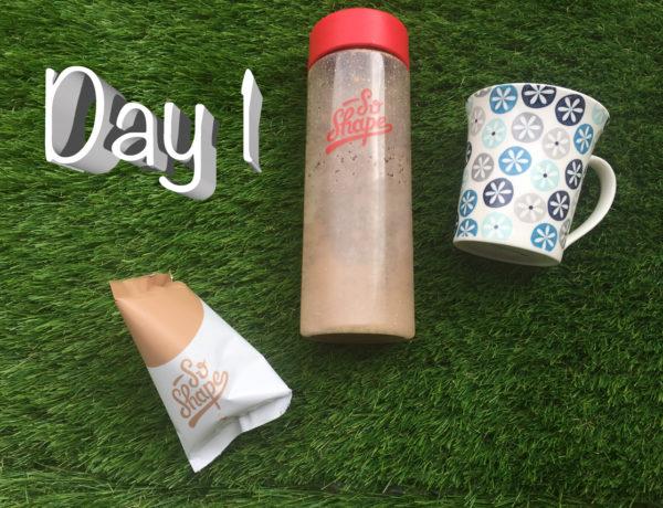 Detox : Day 1