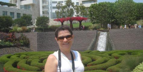 Juillet 2007 : Visite de maman à Los Angeles, CA