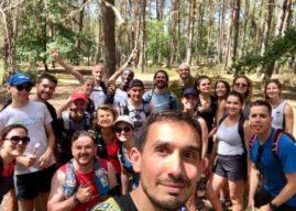 Juillet 2020 : les 25 bosses de Fontainebleau
