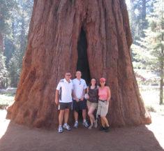 Juin 2007 : Visite de Sequoïa National Park, CA