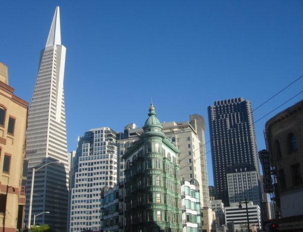 Juillet 2007 : Visite de San Francisco, CA