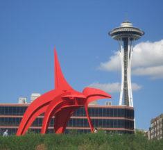 Juin 2007 : un long week-end à Seattle, CA