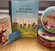 17 Juin 2020 : distribution des cadeaux de fin d'année à Puteaux